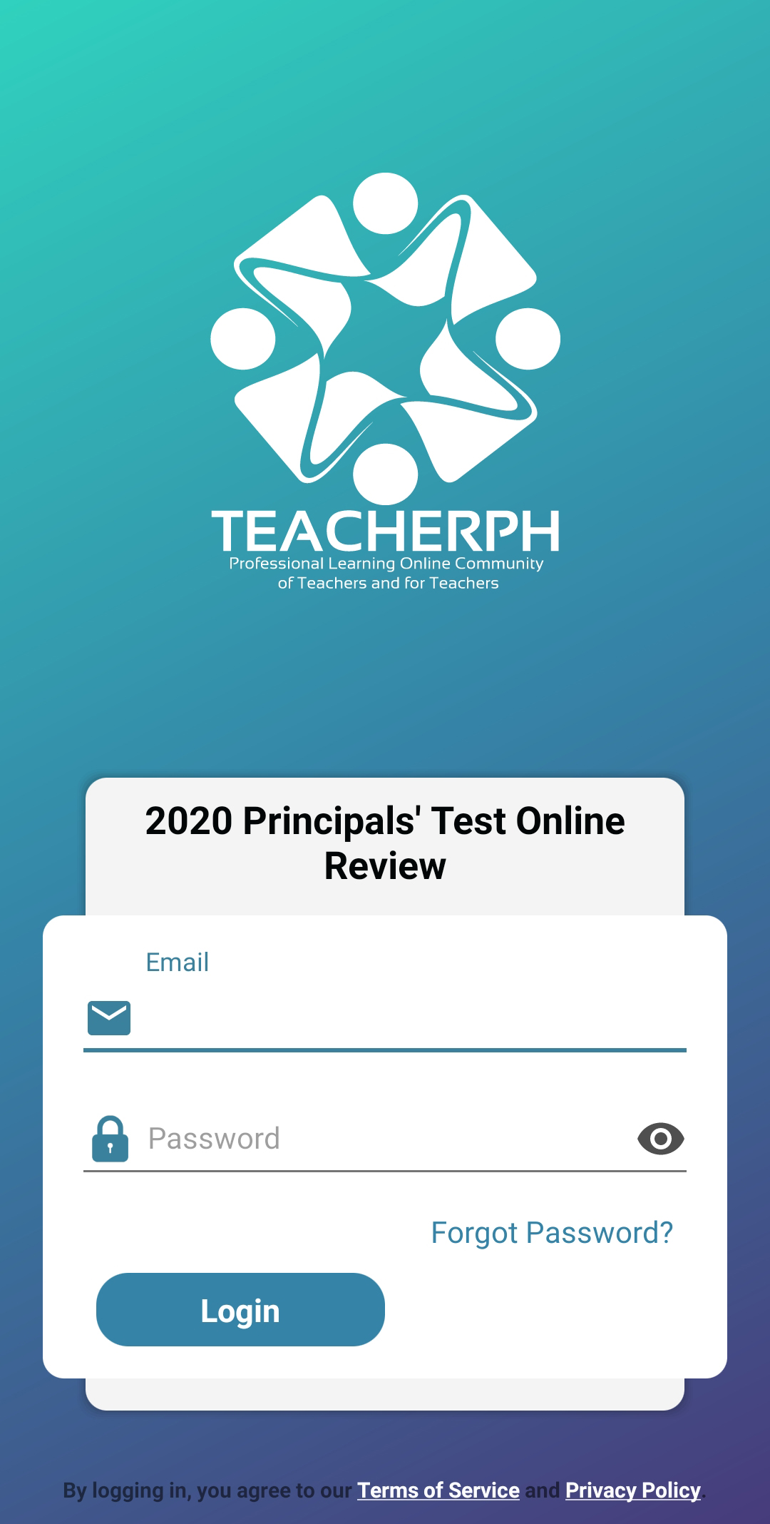 TeacherPH Principals Test NQESH Reviewer App